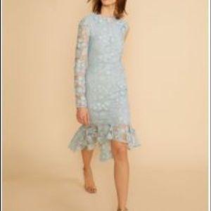 Cynthia Rowley Skydive Lace dress size 10